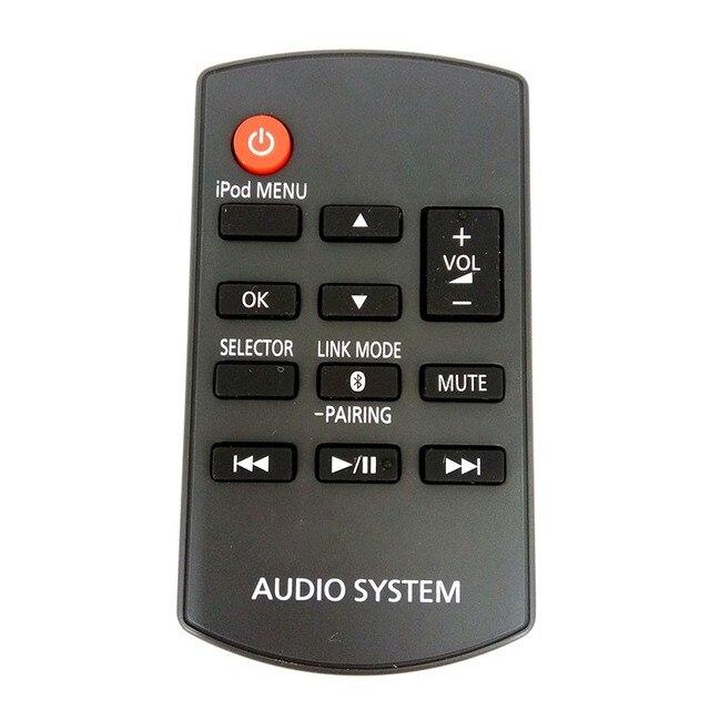 NEUE Original FERNBEDIENUNG RAK SC989ZM verwenden für Panasonic Audio System Fernbedienung
