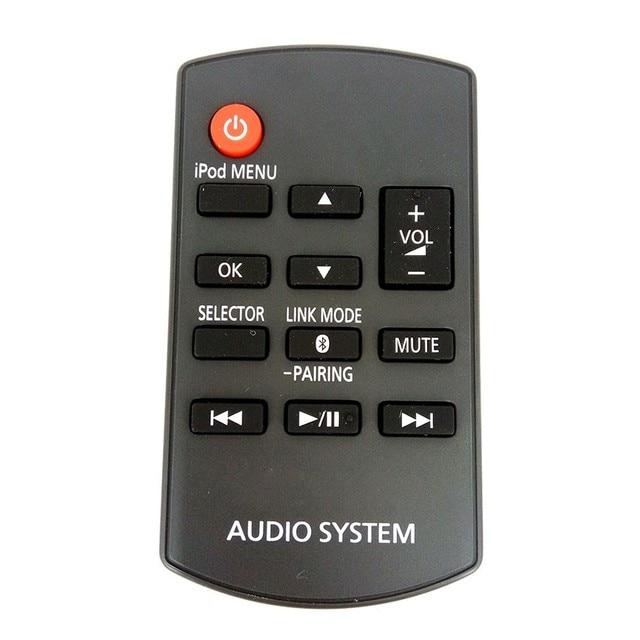 NEW Original REMOTE CONTROL RAK SC989ZM use for Panasonic Audio System Fernbedienung