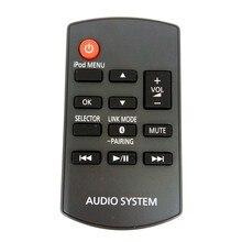 חדש מקורי שלט רחוק RAK SC989ZM להשתמש עבור Panasonic אודיו מערכת Fernbedienung