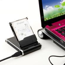 Высокая Скорость SATA USB 3.0 внешний жесткий диск Корпус для 2.5 дюймов диск SSD жесткий диск коробка для ноутбука desktop