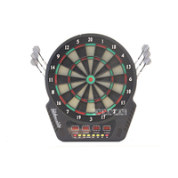 ED 004 Automatic scoring Dartboard Professional Electric Dart Target Dart Board 18 Inch Dart Adult Entertainment