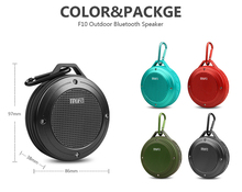 Portable Wireless Bluetooth Speaker with Built-in Mic