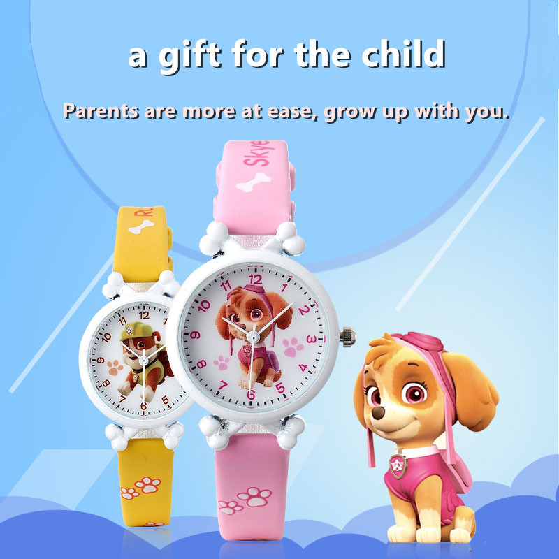 Paw Patrol Dog Childrens Watches Kids Electronic Digital Watch for Boys Girls Everest Skey Chase Anime Figure Toys Kids GiftsPaw Patrol Dog Childrens Watches Kids Electronic Digital Watch for Boys Girls Everest Skey Chase Anime Figure Toys Kids Gifts