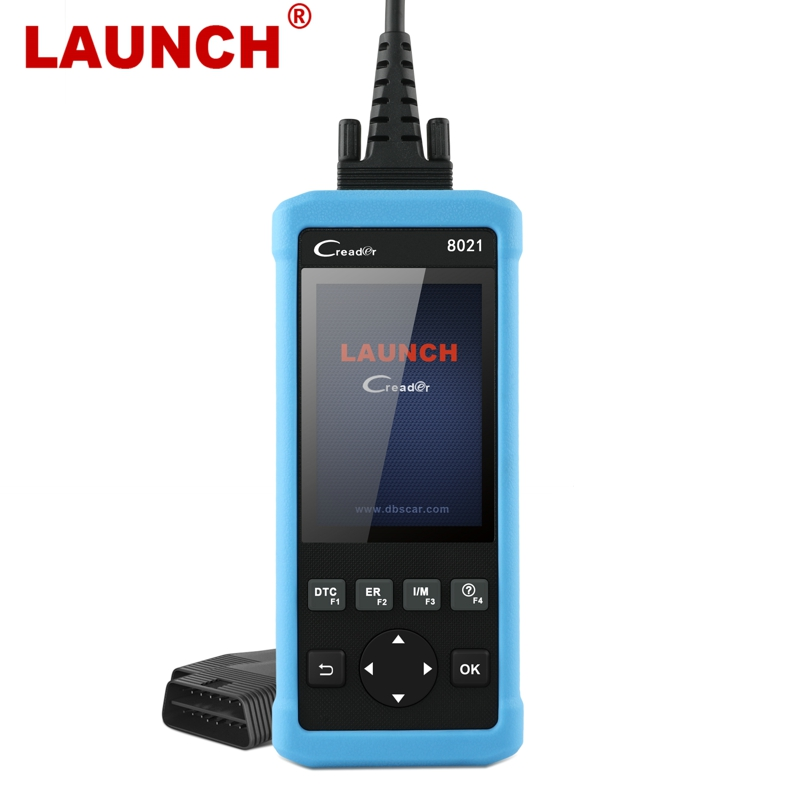 Lancio CReader CR8021 OBD2 Scanner DPF Rigenerazione per Diesel Auto di Servizio Dell'olio Reset ABS SRS EPB TPMS BMS diagnostico- strumento
