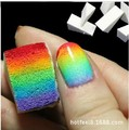 nail tools 3d nail art Sponge decorations for nails Sponge  gel and polish necessary decoration new arrive  M221