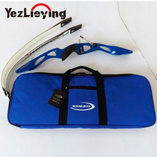High Quality Easy Carrying Bow Case For Recurve Bow Archery Recurve Bow Bag Inner Soft Plush
