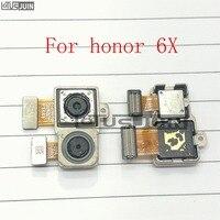 1pcs Original New Back Rear Camera For Huawei Honor 6X Big Main Camera Module Flex Cable
