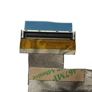 Гибкий видеоэкран для lenovo IdeaPad B560 V560, ЖК-светодиодный кабель LVDS, лента для показа 50,4jw09. 001