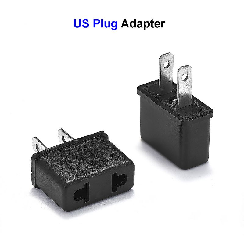 eu european to us jp travel adapter american china japan. Black Bedroom Furniture Sets. Home Design Ideas