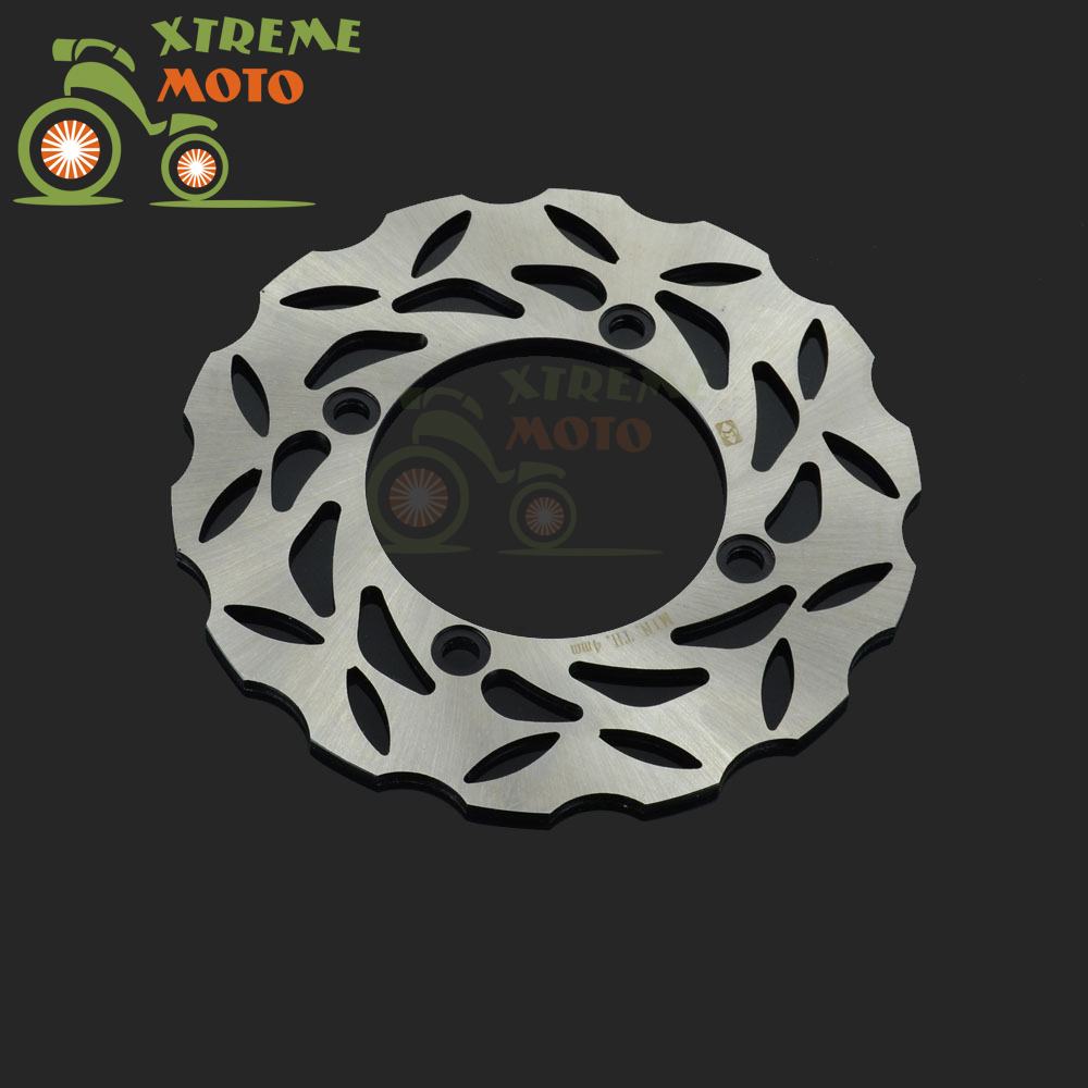 Motorcycle Rear Brake Disc Rotor For HONDA CBR250 CB250 CBR400 VTR250 CB600 CBR600 CBR900 CBR1000 VTR1000 PEUGEOT SV 250 made in the a m cd