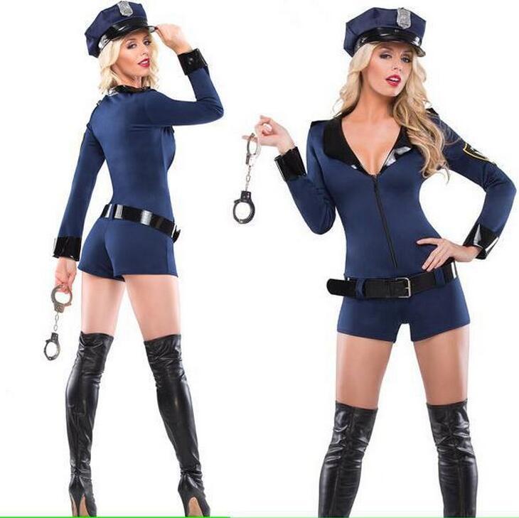 Женская юбка полицейская