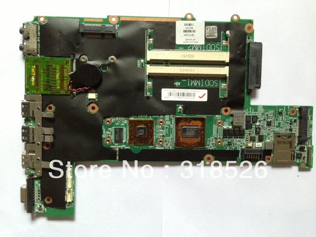 Wholesale For HP DM3 DDR2 laptop motherboard 581172-001,100%Tested and guaranteed in good working condition