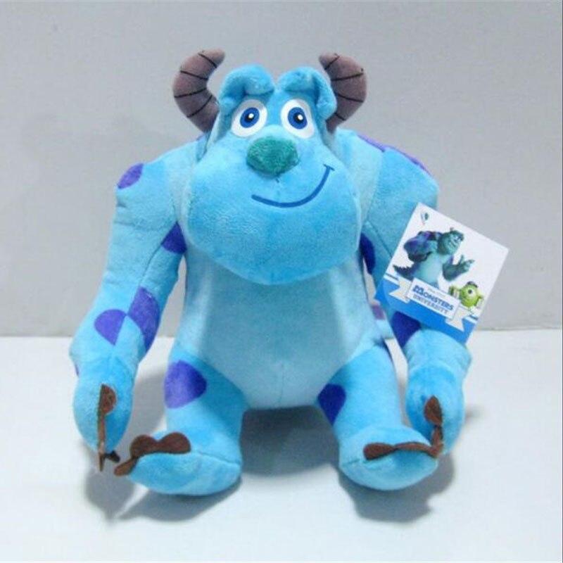 Newest 28cm 11inch Sullivan Monster Plush Doll Monsters