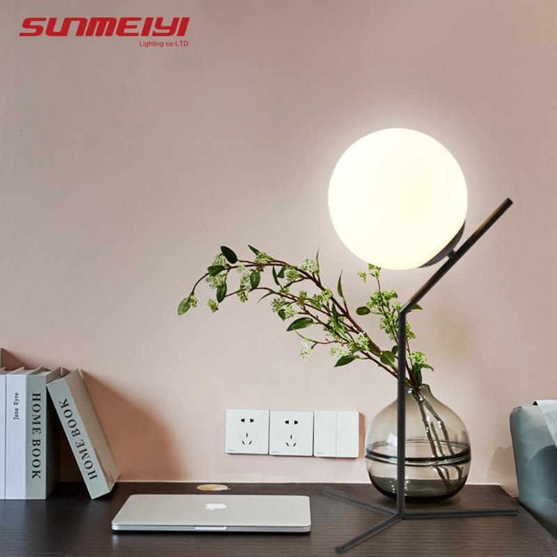 Creative led bureau lampes de lecture lampe de bureau Night Light Pour Salon table de chambre Lampes Luminaires tafellamp