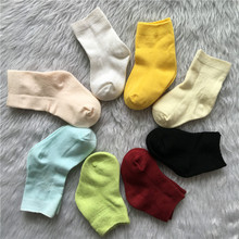 2017 Cotton Socks Rubber Anti-skid Floor Cartoon Boys Girls Toddler Spring And Autumn Fashion Cute Baby Animals Freeshipping
