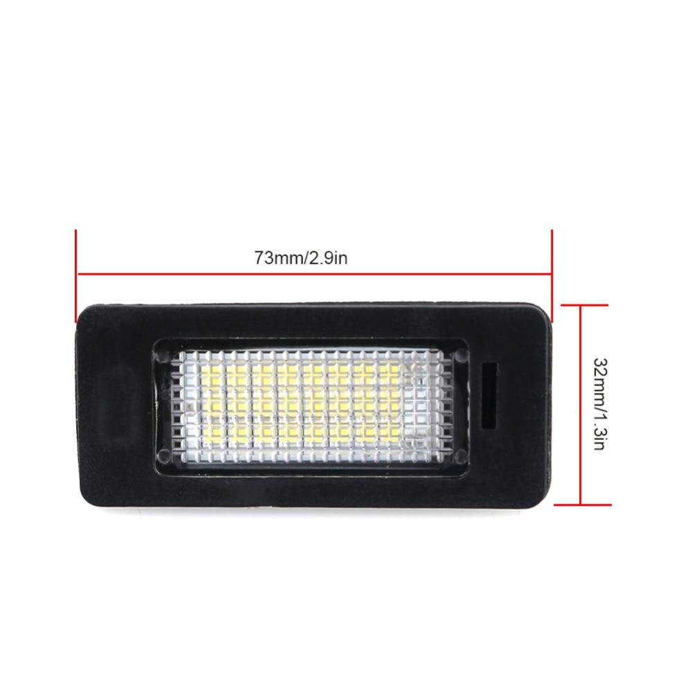 2шт 24 SMD автомобільний світлодіодний - Автомобільні фари - фото 5