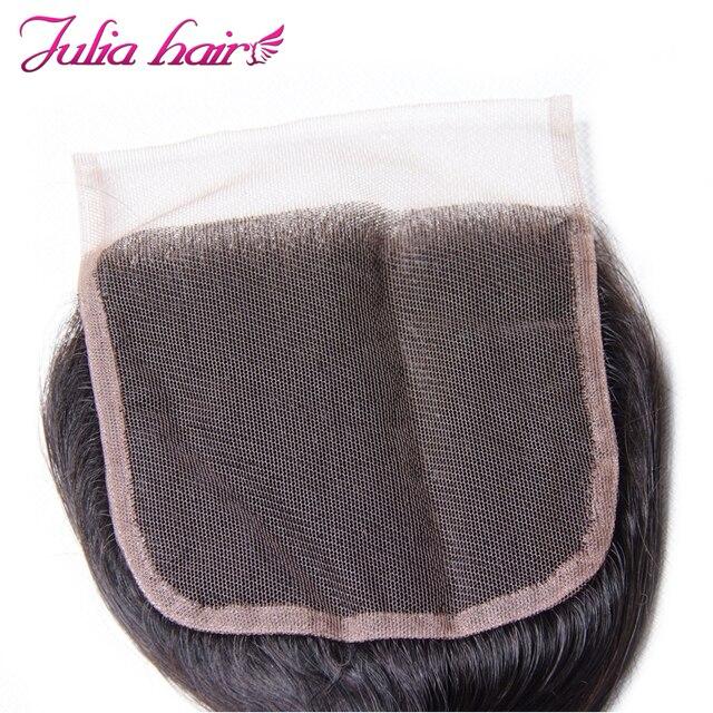 Ali Julia Hair Loose Wave Hair Bundles With Closure 3 Or 4 Bundles With Closure Brazilian Remy Human Hair 5