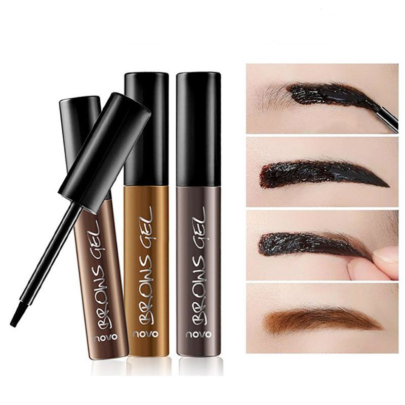 Waterproof Long-lasting Peel Off Dye Eyebrow Gel Cream Eye Brow Tattoo Tint Mascara Make Up Pen Cosmetics Eye Makeup