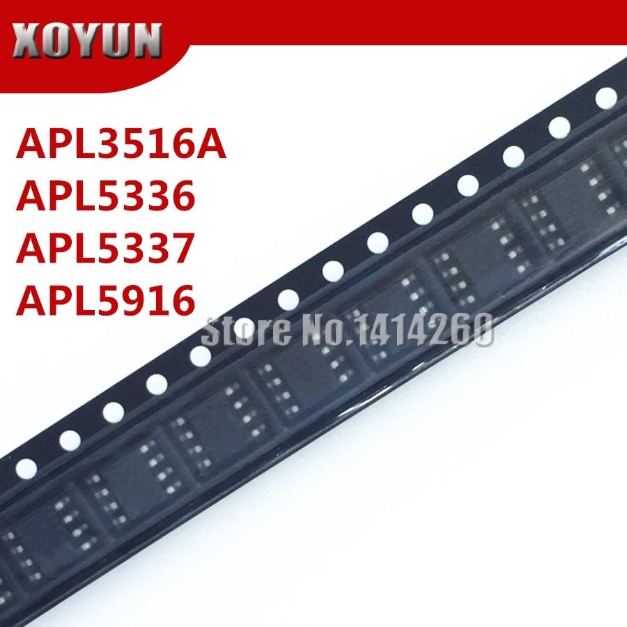 5 Pieces/lot APL3516A APL5336 APL5337 APL5916 SOP-8