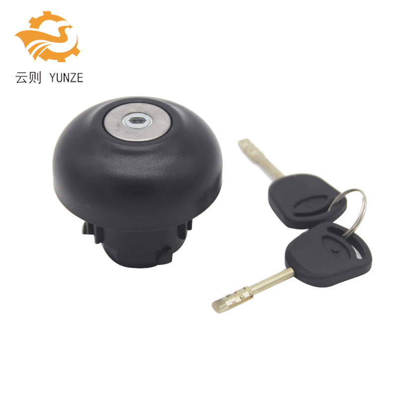 1715043 9C119K163AA ANTI THEFT DIESEL FUEL CAP WITH LOCK AND KEYS FOR FORD TRANSIT MK7 2006-2014
