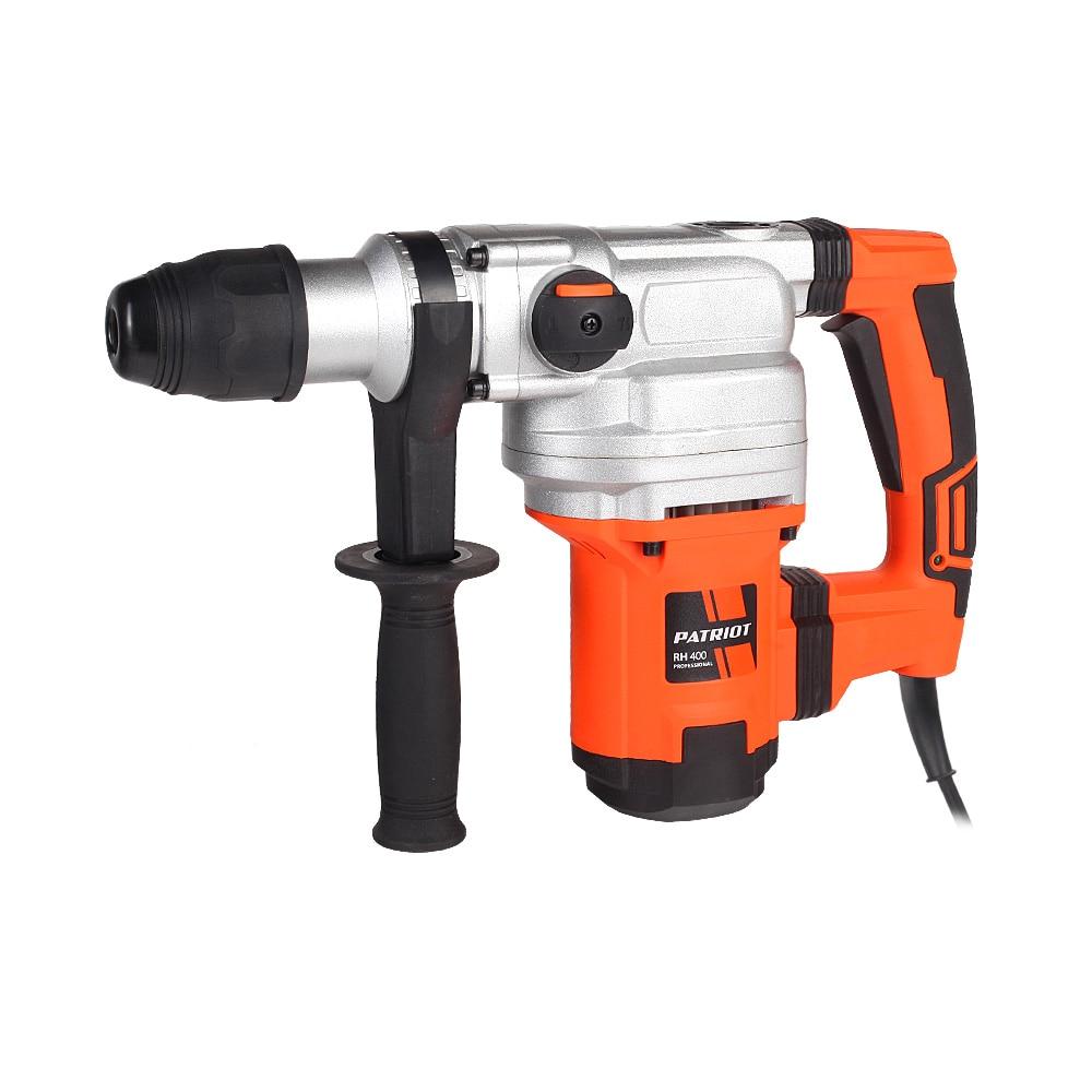 Rotary hammer PATRIOT RH400 цена и фото