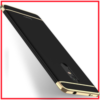 Original IPaky For Xiaomi Redmi Note 4X Case 3in1 Plating Matte Hard Housing Back Cover For
