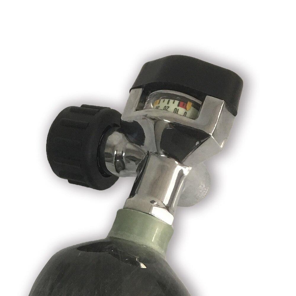 AC921 Büyük Ölçülmüş Siyah Solunum Vanası 30Mpa Pcp için - Güvenlik ve Koruma - Fotoğraf 3