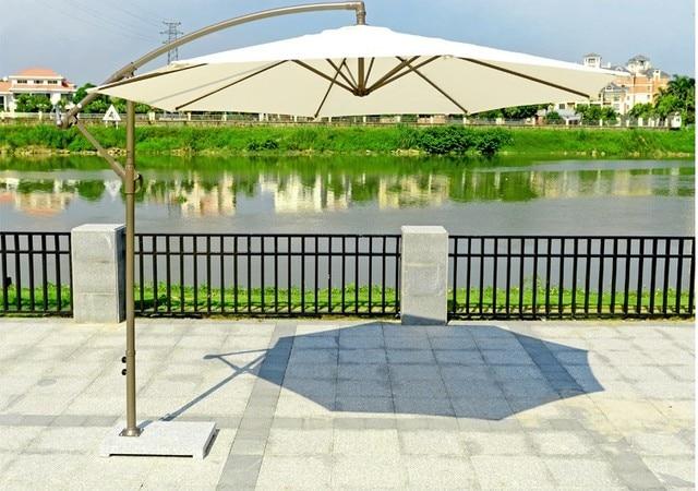Beach/garden Umbrella Of Big Size, 3m Diameter, Used In Balcony, Garden