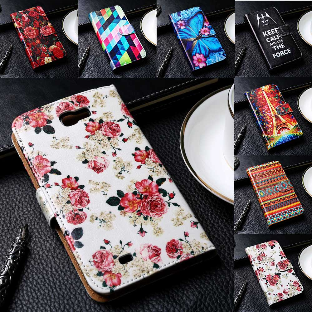 Flip PU Leather Phone Cover For Samsung Galaxy I9150/i9260/I9295/Note Edge/Note1/Note2/Note3/Note3 mini/Note4 Cases