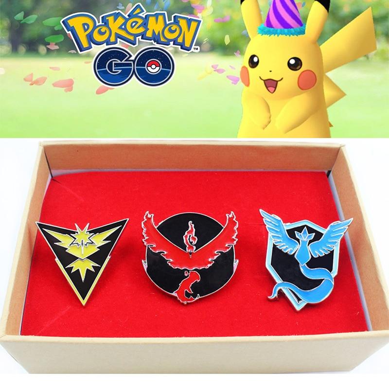 font-b-pokemon-b-font-vai-a-equipe-mistico-instinto-de-valor-da-equipe-da-equipe-cracha-aderecos-cosplay-unisex-liga-de-zinco-broche-set-3-pcs