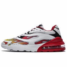 Для мужчин кроссовки на воздушной подушке дышащие кроссовки для бега, Для мужчин, спортивные кроссовки обувь анти-скольжения спортивной обуви
