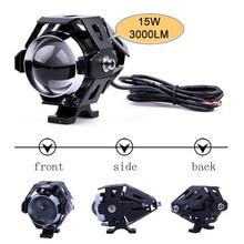 125 watt motorrad scheinwerfer cree led chip hilfs lampe super helle moto scheinwerfer kondensorlinse auto work nebelscheinwerfer zubehör