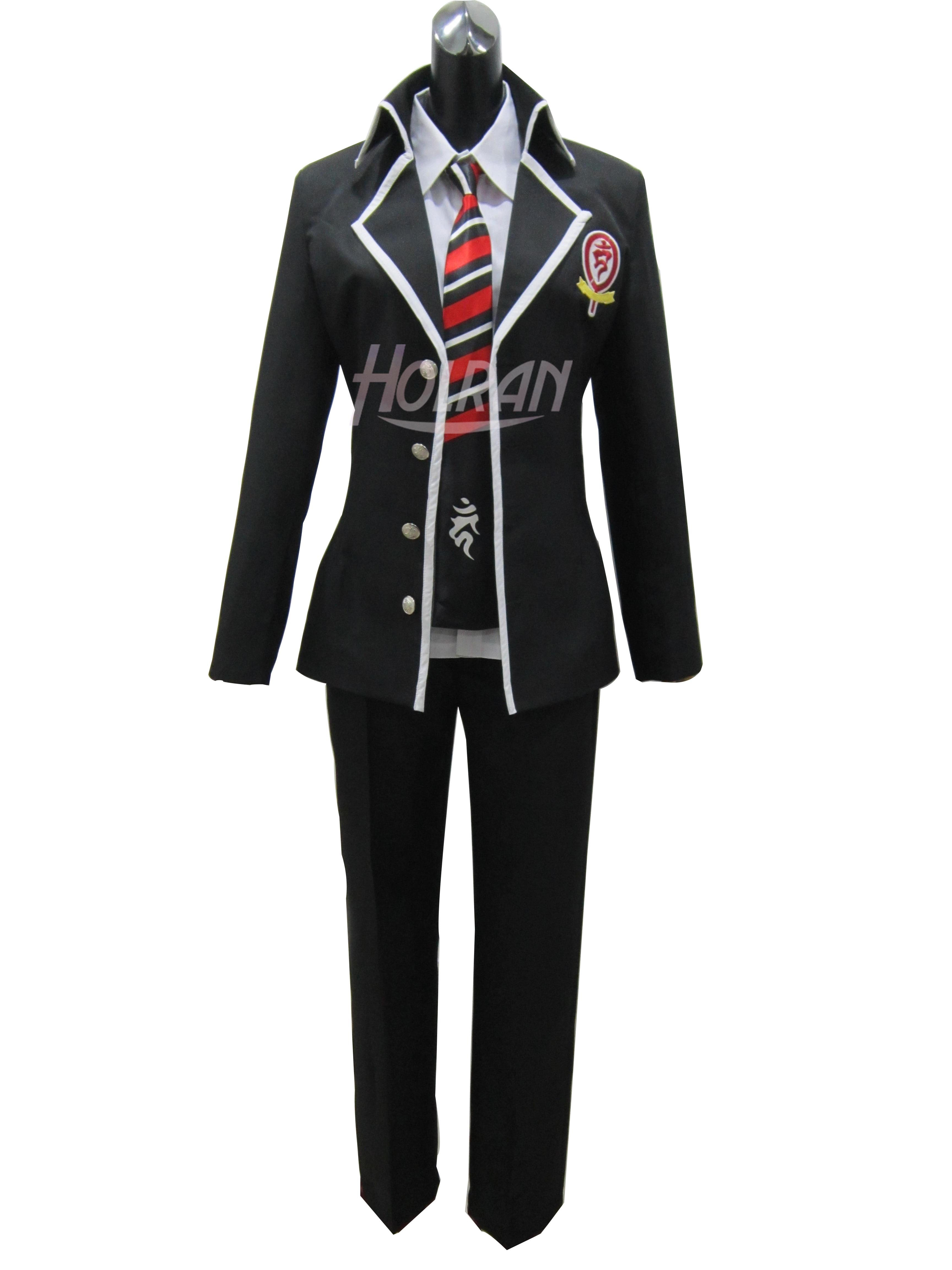 Ao no Blue Exorcist Rin Okumura True Cross Academy Okumura Rin японский костюм для косплея костюм аниме одежда