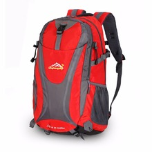 Travel Climbing Backpacks MenTravel Bags Waterproof 40L Hiking Outdoor Camping Sport Bag Men Backpack 307