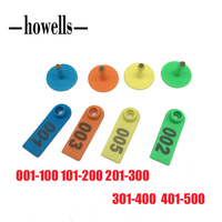 no-1-500-sheep-ear-tag-signs-with-the-word-ear-laser-typing-copper-head-earrings-farm-animal-identification-card