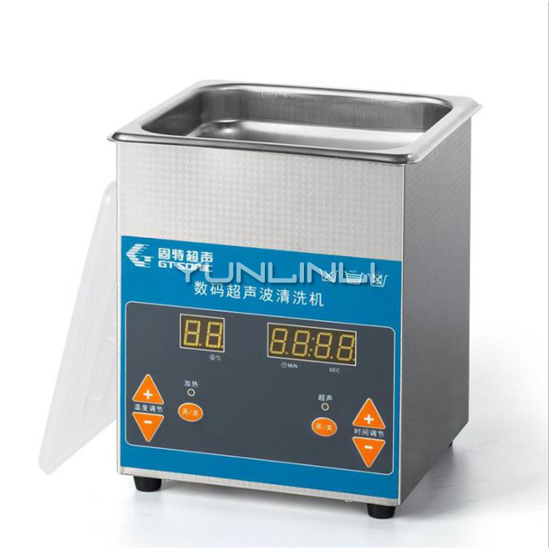 Small Size Ultrasonic Cleaner 1.3L Digital Control Ultrasonic Cleaning Machine Watch/Jewelry Ultrasonic Washing Unit VGT-1613QTDSmall Size Ultrasonic Cleaner 1.3L Digital Control Ultrasonic Cleaning Machine Watch/Jewelry Ultrasonic Washing Unit VGT-1613QTD