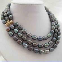 Ожерелье из пресноводного культивированного жемчуга 18 20 дюймов
