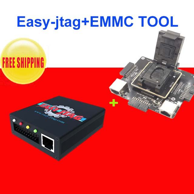 Easy Jtag Z3x EasyJtag z3x JTAG PRO with Emmc adapter and