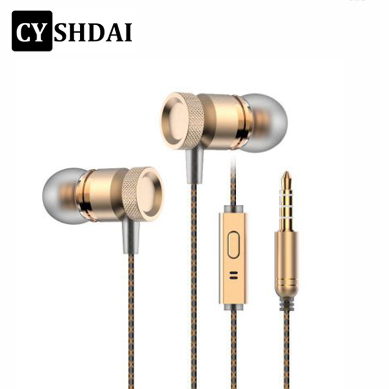 Original G63 metal bass earbuds Microphone Stereo Bass earphones for iPhone 6s for Samsung Huawei Xiaomi piston Sport earphones m320 metal bass in ear stereo earphones headphones headset earbuds with microphone for iphone samsung xiaomi huawei htc