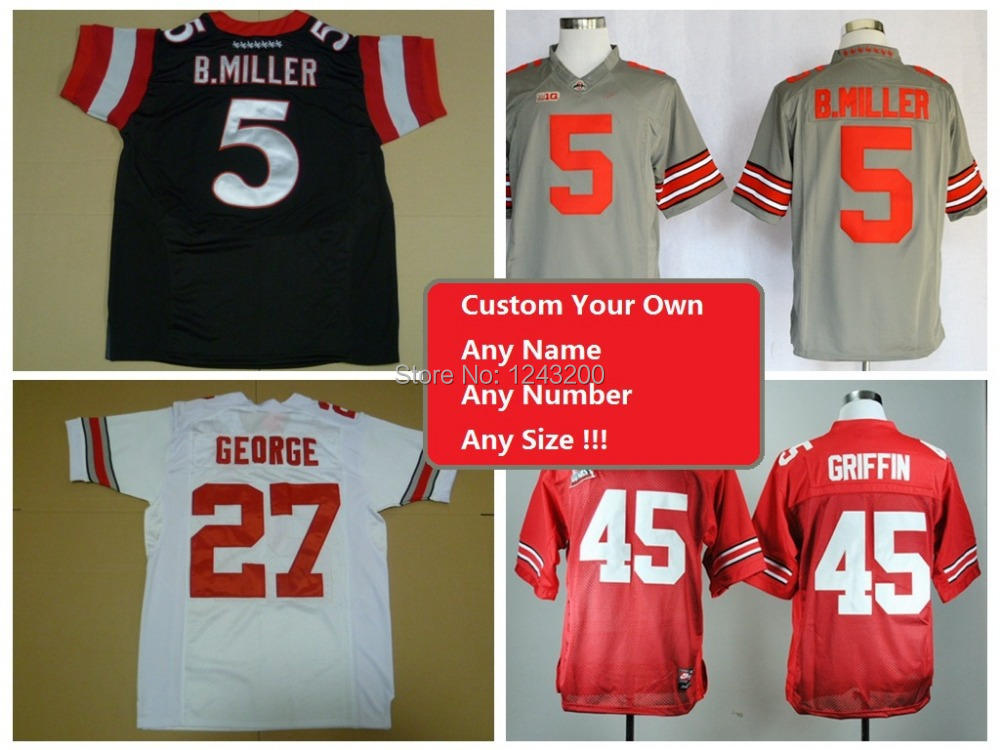 san francisco 05d01 4fa5f canada youth ohio state buckeyes blackout college limited ...