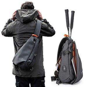 Image 2 - Brand Fashion Messenger Bags Leisure Zomer Sport Korte Trip Schouder Crossbody Tassen Voor Vrouwen Waterdichte Borst Sling Bag