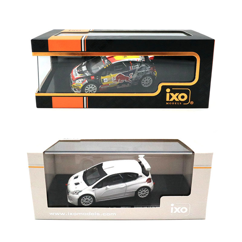 Altaya IXO <font><b>1</b></font>:<font><b>43</b></font> <font><b>Peugeot</b></font> 504/404/208 T16 R5 Rally Collection Diecast <font><b>Models</b></font> Limited Edition Toys <font><b>Car</b></font> Miniature image