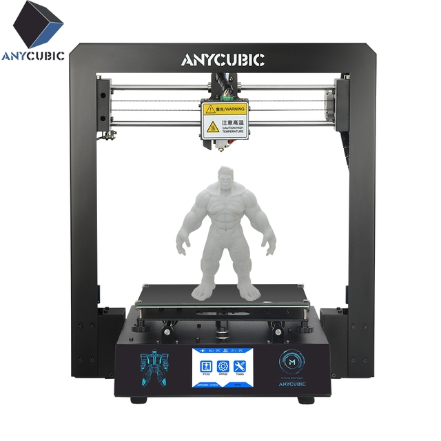 ANYCUBIC I3 Mega 3D Printer Large Plus Size Full Metal Impresora 3D TFT Touch Screen 3d Printer High Precision 3D Drucker