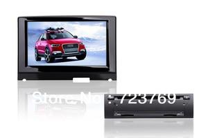 DVD Player GPS Navigation System For Audi Q3 (2013)