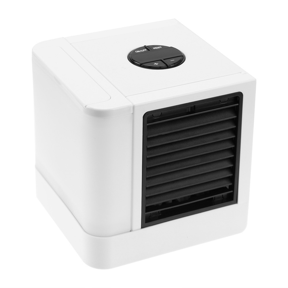 3rd Generation 7 Colors Mini Air Conditioner Artic Air Cooler LED LCD Timer USB Personal Space Cooler Fan Air Cooling Fan Device (8)