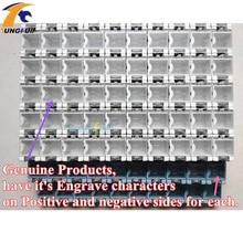 100 шт. SMD SMT компонентные ящики для хранения контейнеров электронный чехол Комплект 25x31,5x21,6 мм заводская цена