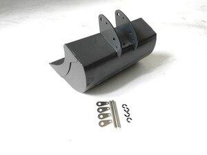 Image 3 - Geniş kova 1/12 rc ekskavatör