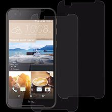 2 PCS / 1 Piece 0.26mm 9H 2.5D Tempered Glass Film for HTC Desire 830 Screen Protector(China)