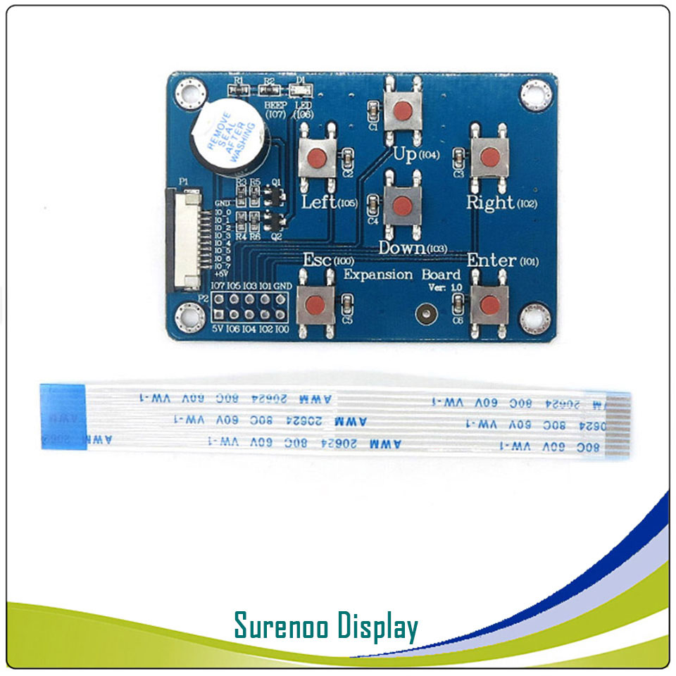 Expansion Board Or Nextion IO Adapter For 2.4