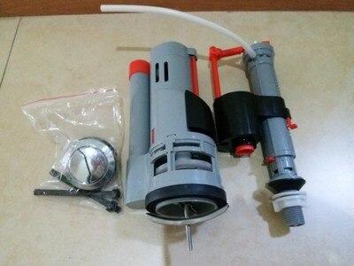 Ouderwetse Stortbak Toilet : Toilet tank fittingen kit intrekbare telescopische outlet inlaatklep